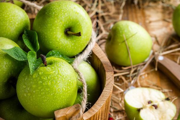 Apfel Gesund